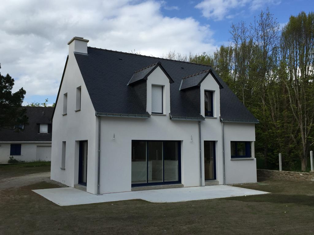 Maison traditionnelle sarzeau for Construction neuve