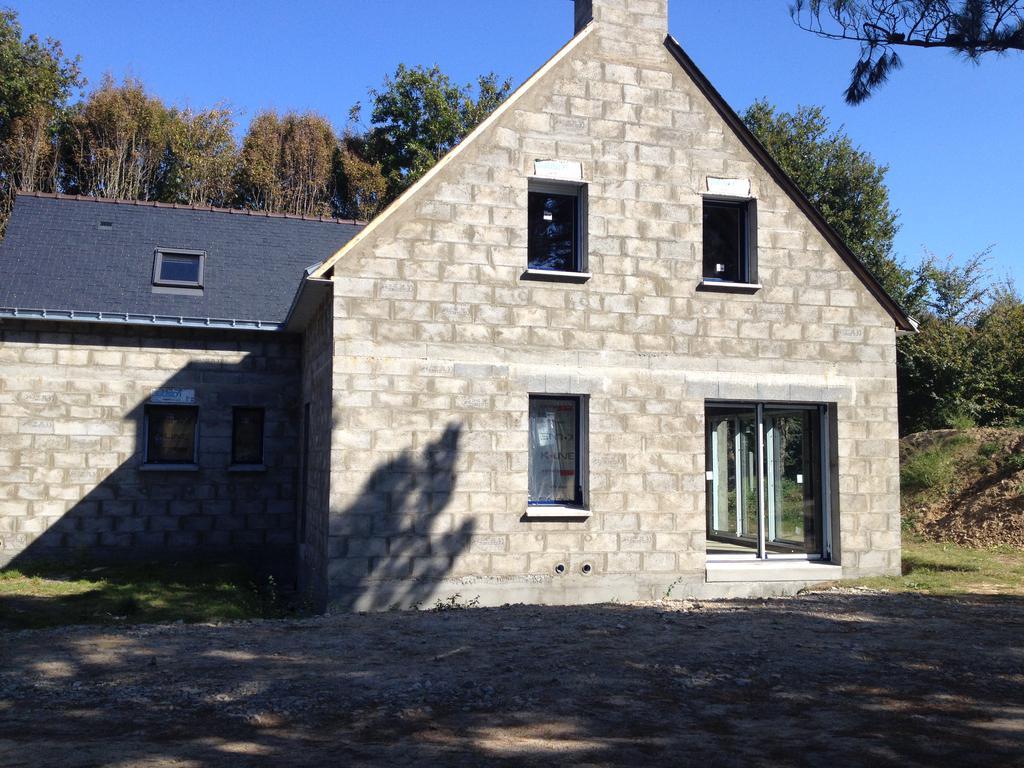 Maison traditionnelle sarzeau for Constructeur maison morbihan