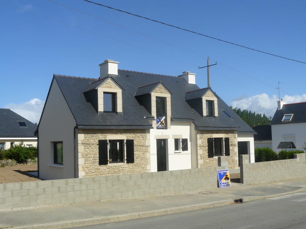 Maisons traditionnelles constructions du golfe for Constructeur maison morbihan