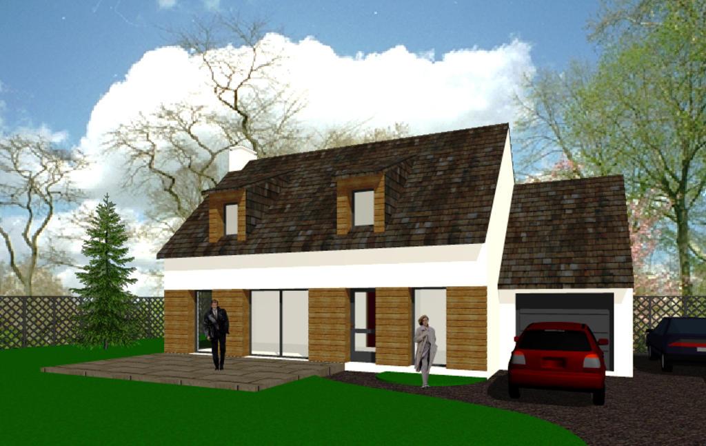 saint pierre quiberon maison de 107 m2 morbihan 56. Black Bedroom Furniture Sets. Home Design Ideas