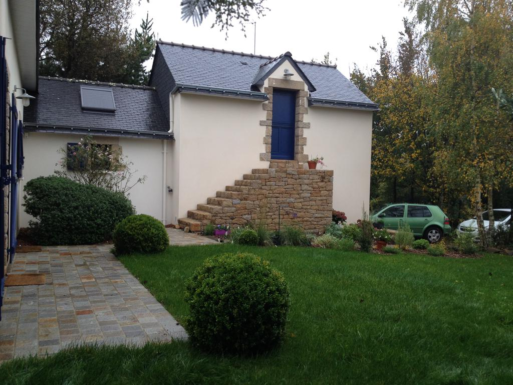 Extensions maisons morbihan for Extension maison 56