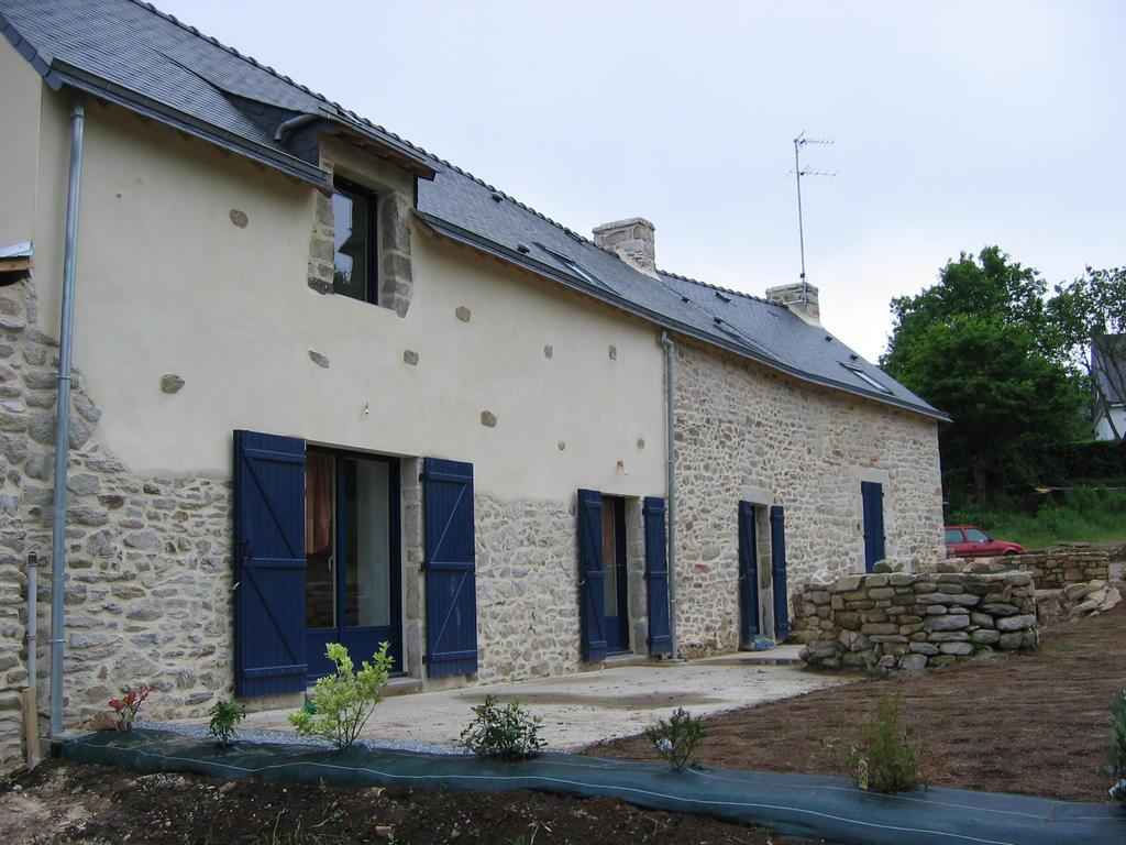 R novation long re pays de vannes for Constructeur maison individuelle vannes
