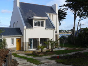 Rénovation maison - Arzon - Morbihan (56)
